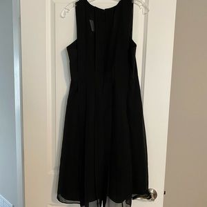 Ann Taylor chiffon dress